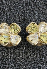Jewelry VCExclusives: Amber & Crystal Clover