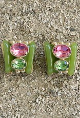 Jewelry VCExclusives: Firefly / Jade & Pink