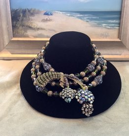 Jewelry FMontague: Millesime Cascade in Violet