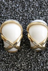 Jewelry VCExclusives: Gold X & Rope Ivory