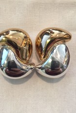 Jewelry Sebbag: Gold & Silver Swirls