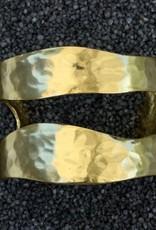 Jewelry KSultan: Free Form Gold Cuff