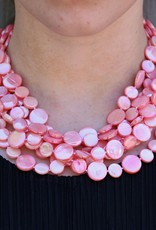Jewelry VCExclusives: Chimes Glass Beads Pink