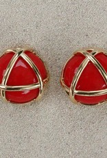 Jewelry VCExclusives: Gold Triangle / Red