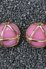 Jewelry VCExclusives: Gold Triangle / Pink