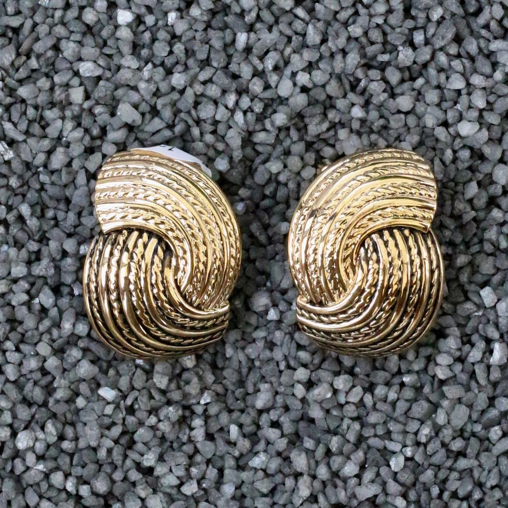 jewelry VCExclusives: Swirl Rope Gold