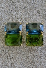 Jewelry Jardin: Blue & Green Double Stack