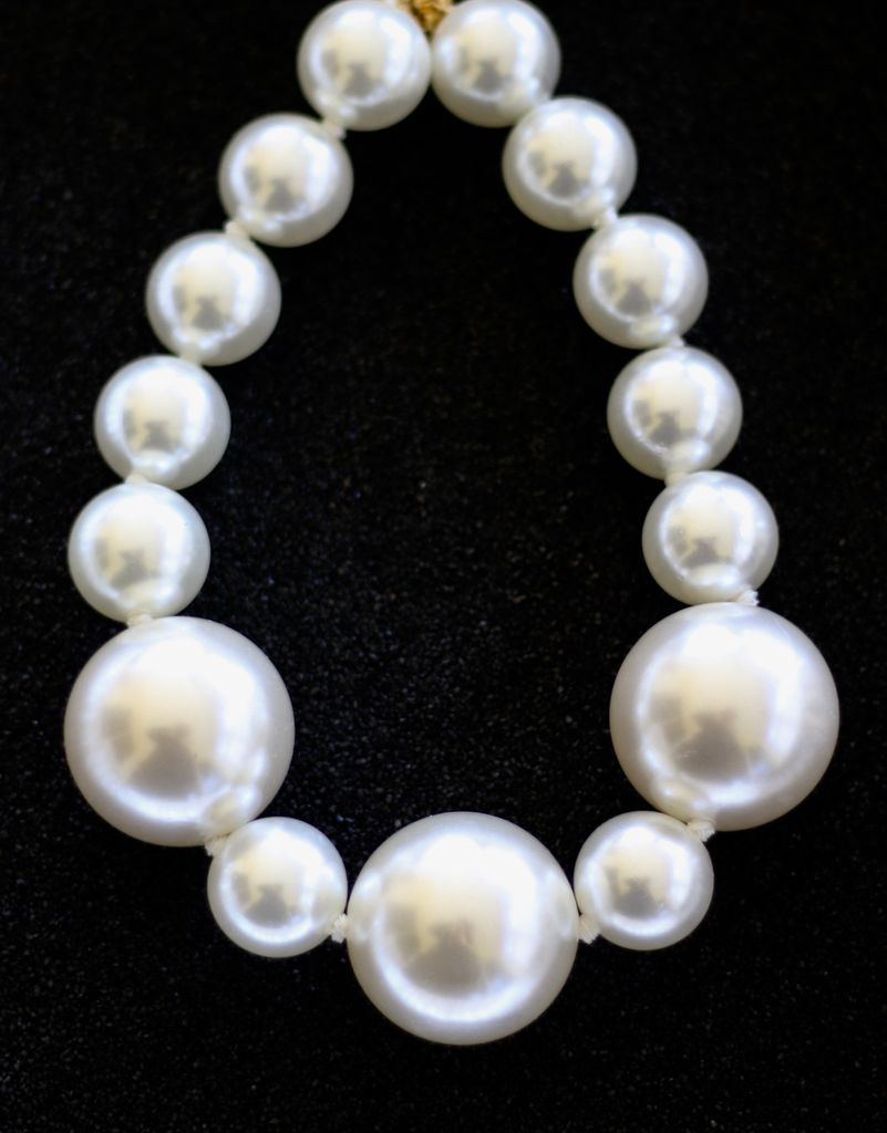 Jewelry KJLane: Giant Pearls