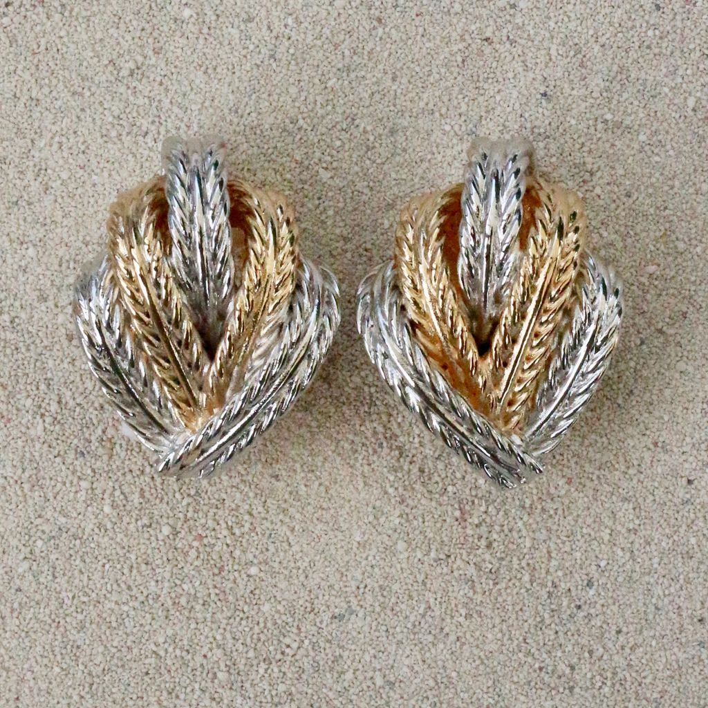 Jewelry VCExclusives: Leaf Fragments Gold & Silver