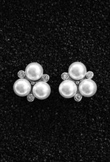 Jewelry VCExclusives: Three Pearls with CZ's