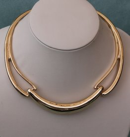 Jewelry KJLane: Modern Links Gold