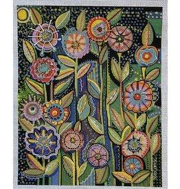 """Waterweave Wild Flowers<br /> 8"""" x 9.5"""""""