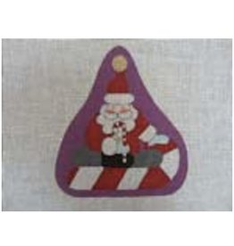 Artist Collection Best Seat in the House for Santa<br /> ornament