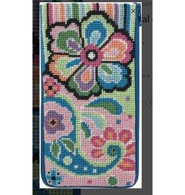 Alice Peterson Pastel Floral Paisley