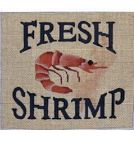 "Ewe &amp; Eye Fresh Shrimp<br /> 8"" x 7"""