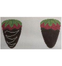 Rachel Donley Chocolate Strawberry Case