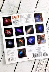 2019 Mini Wall Calendar: SPACE Views from The Hubble Telescope