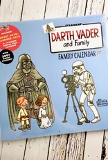 Darth Vader and Family 18 Month 2018-19 Family Wall Calendar
