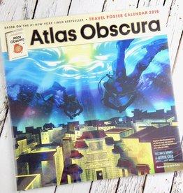 Atlas Obscura 2019 Wall Calendar