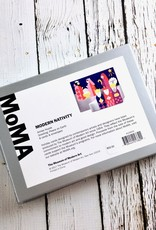 MoMA Modern Nativity Boxed Holiday Cards by Aimee Hueck, Set of 8