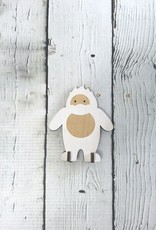 Tiny Harry The Abominable Snowman