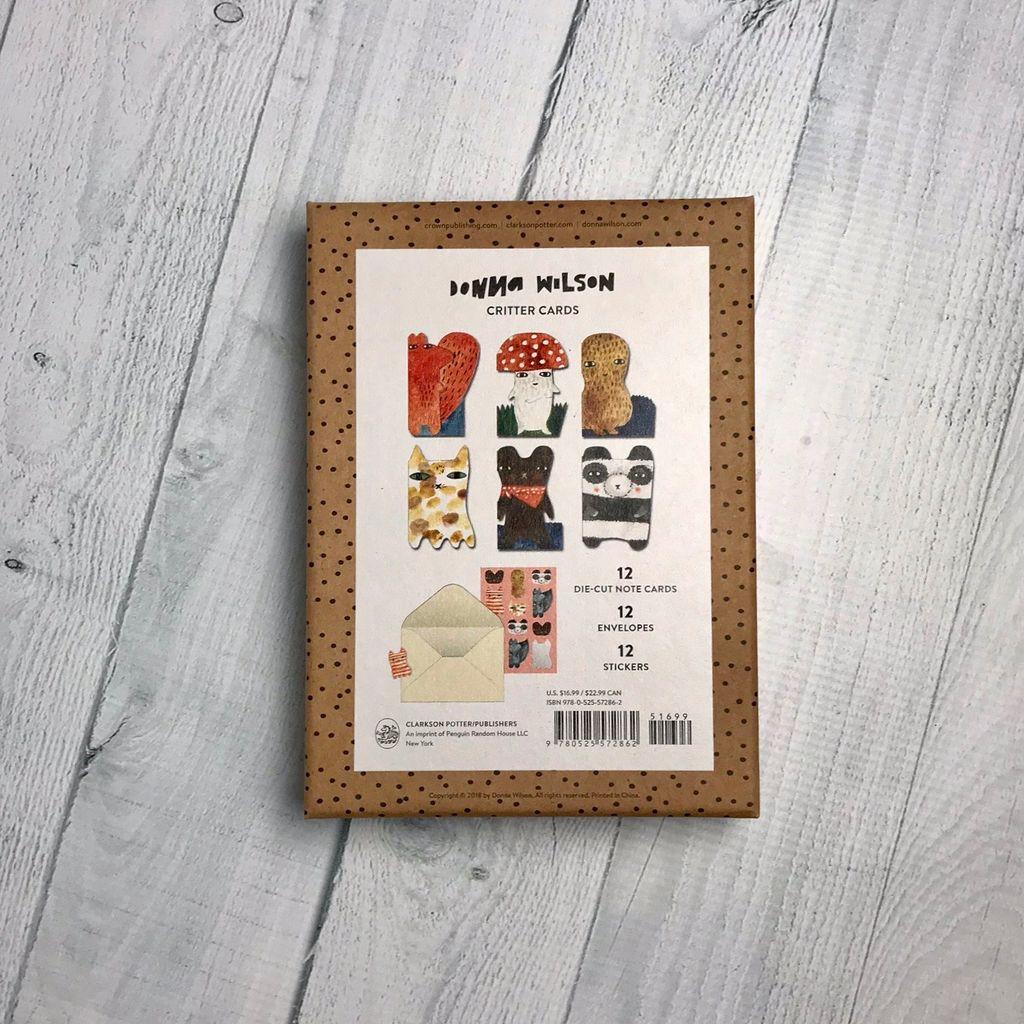 Donna Wilson Critter Cards