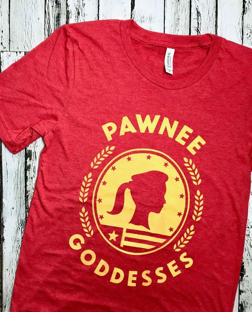 Pawnee Goddesses Unisex Tee