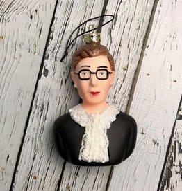 Ruth Bader Ginsburg Ornament
