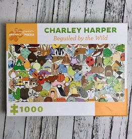 Charley Harper Beguiled by the Wild 1000-pc Puzzle