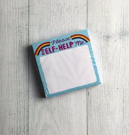 Self-Help Sticky Notes