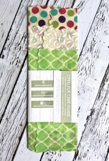 Medium and 2 Small Beeswax Food Wraps