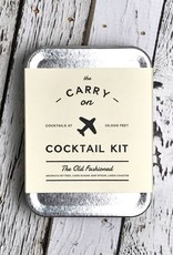 The Old Fashion Carry-On Cocktail Kit