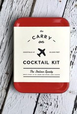 The Italian Spritz Carry On Cocktail Kit