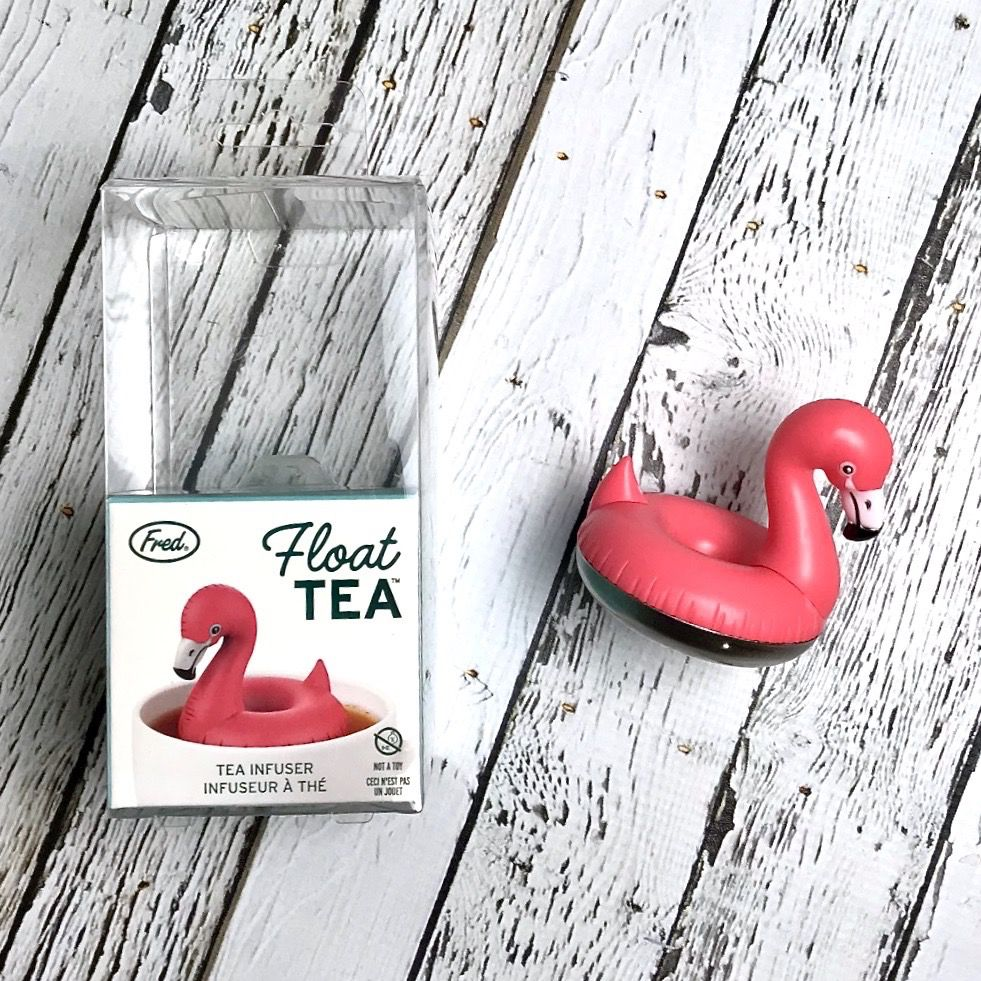Flamingo Float-Tea
