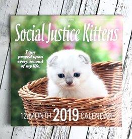 Social Justice Kittens 2019 Calendar
