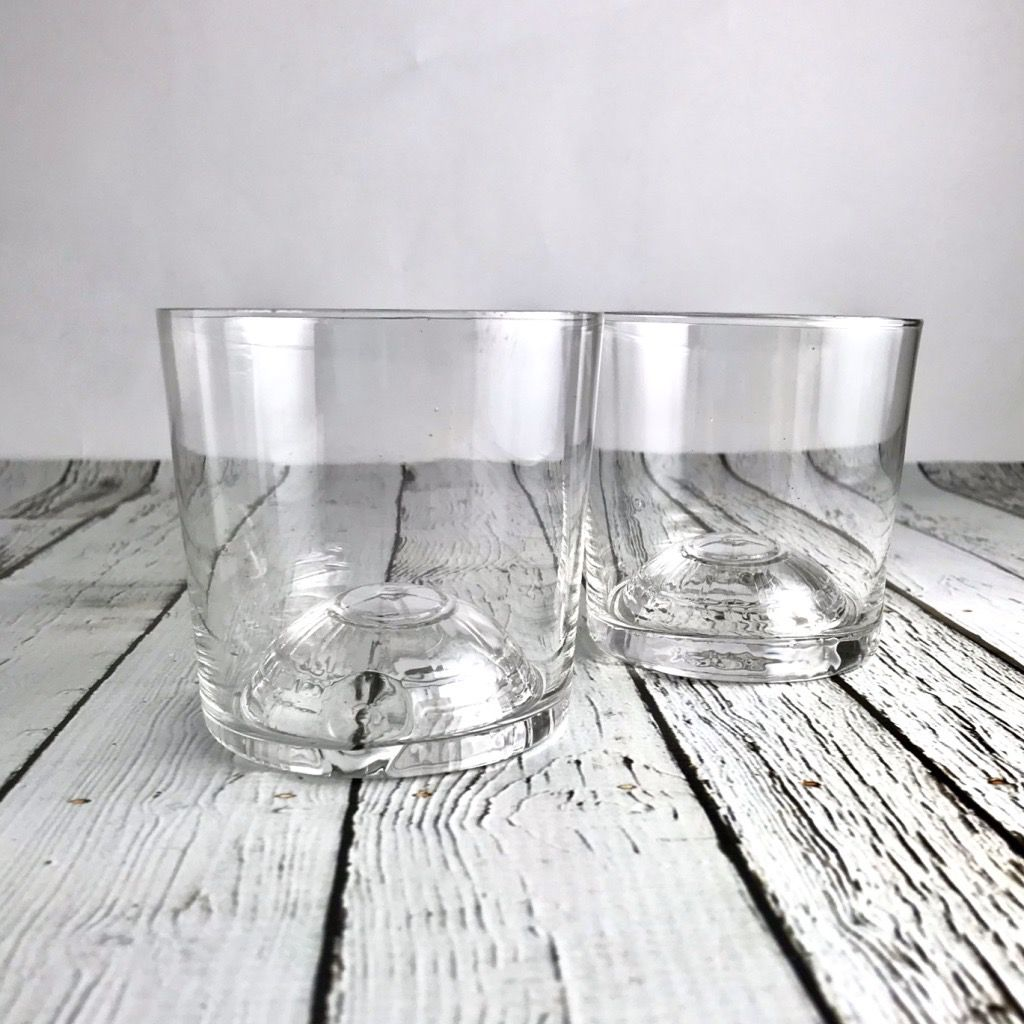 Death Star Juice Glass Set of 2