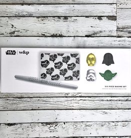 Star Wars 6 Piece Baking Set