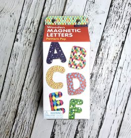Magnetic Letters: Pattern Pop
