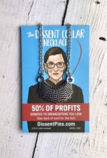 Dissent Collar Sm Necklace