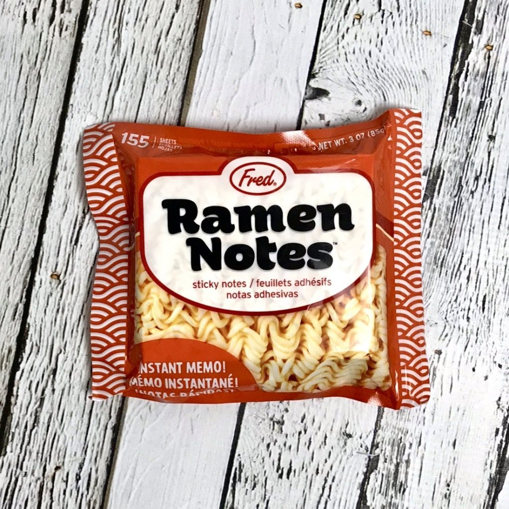 Ramen Sticky Notes