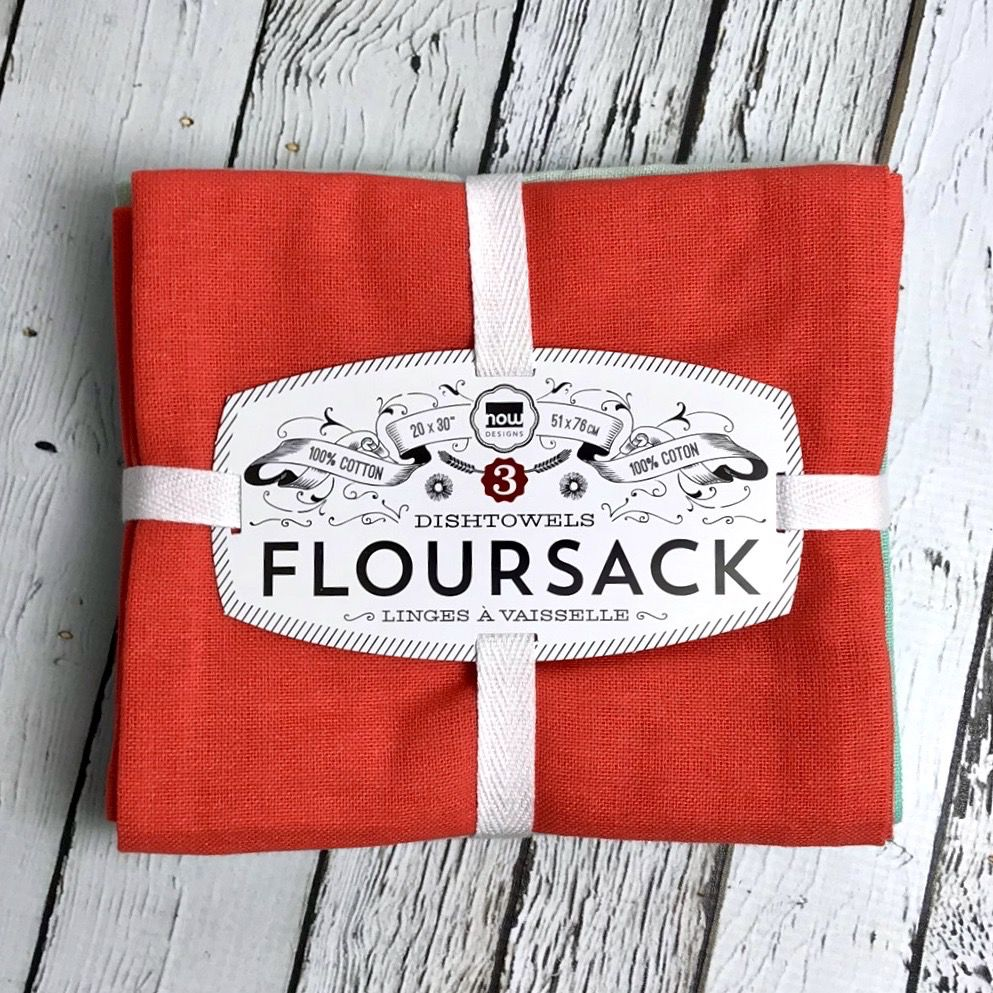 Fiesta Floursack Dishtowls