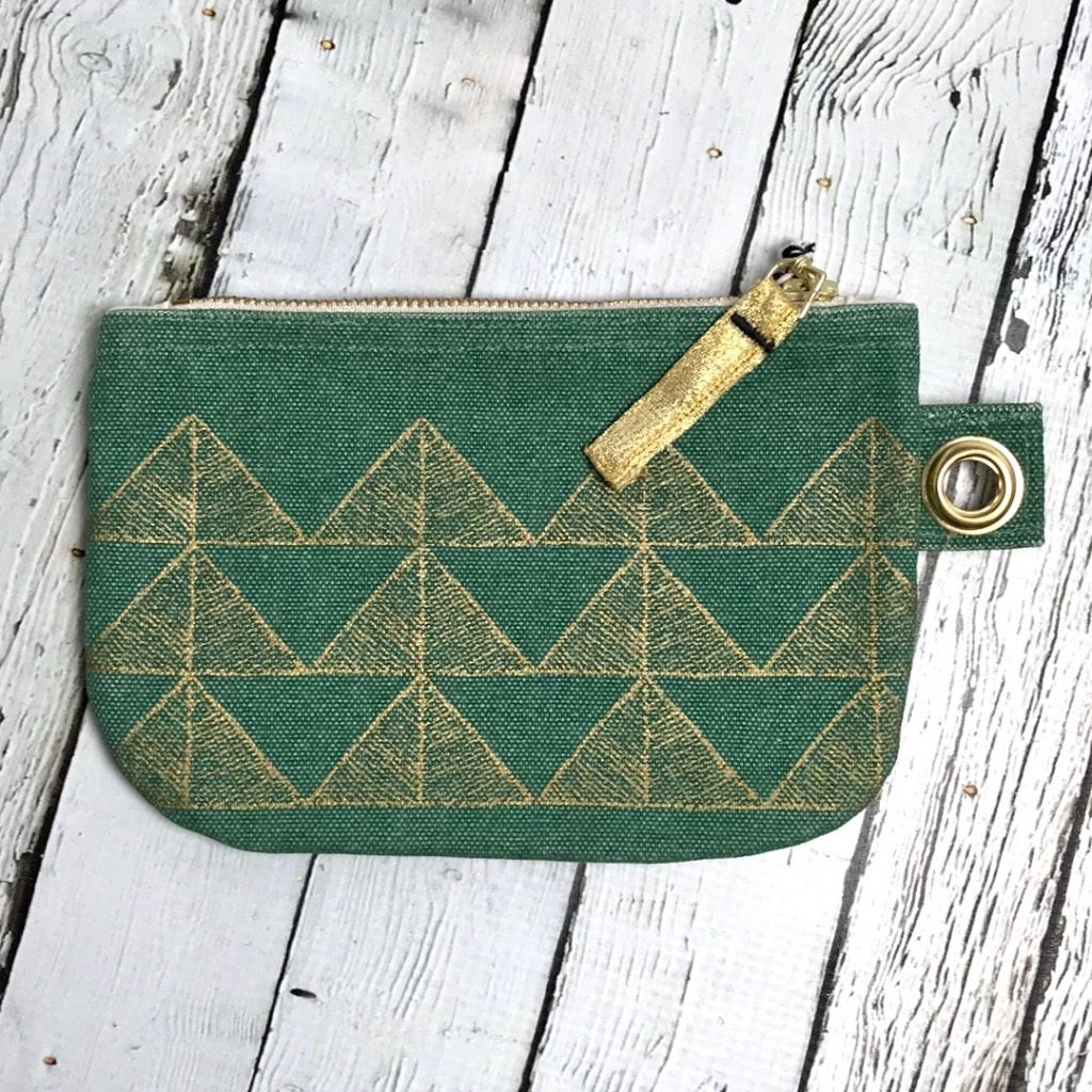 Shadowvale Small Zipper Pouch