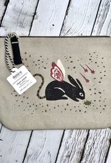 Beasties Large Zipper Pouch