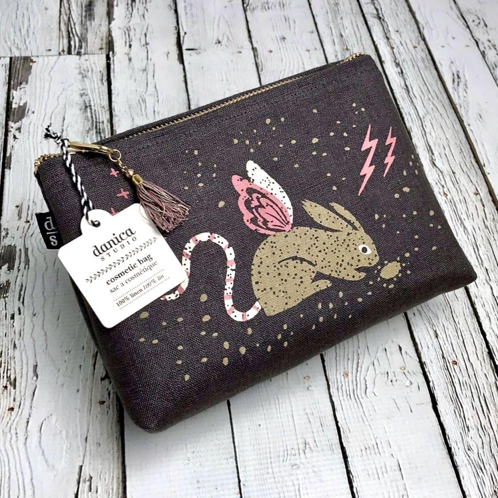 Beasties Small Cosmetic Bag