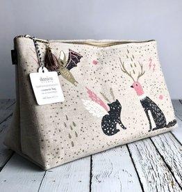 Beasties Large Cosmetic Bag