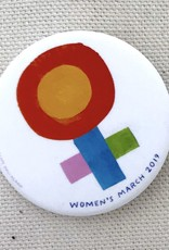 Women's March 2019 Venus Pin by Pincause