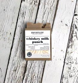 Whiskey Milk Punch Soap