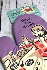 Oops, I'm Drunk Oven Mitt
