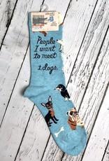 People I Want To Meet: DOGS Women's Crew Socks