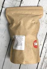 Small Bag of Just Pop In! Sun King Dark Chocolate Osiris Popcorn